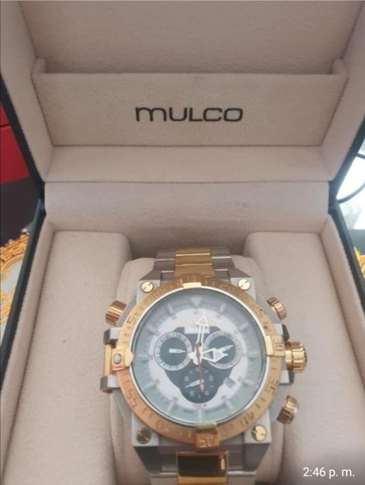 Imagen Reloj mulco buzo para caballero