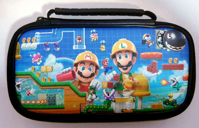 Imagen ¡BLACK WEEK! Funda Nintendo switch lite.