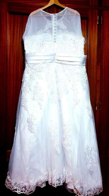 Imagen producto ¡BLACK WEEK! Vestido de novia, 2 piezas. 2