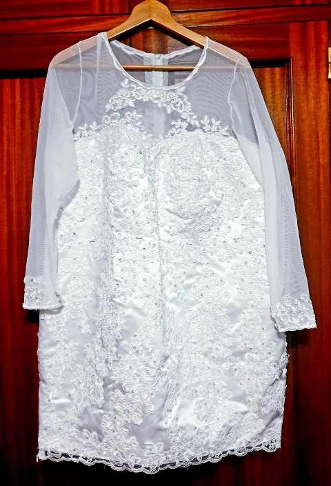 Imagen producto ¡BLACK WEEK! Vestido de novia, 2 piezas. 3
