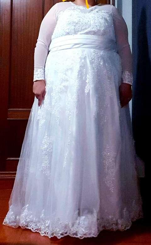 Imagen producto ¡BLACK WEEK! Vestido de novia, 2 piezas. 5