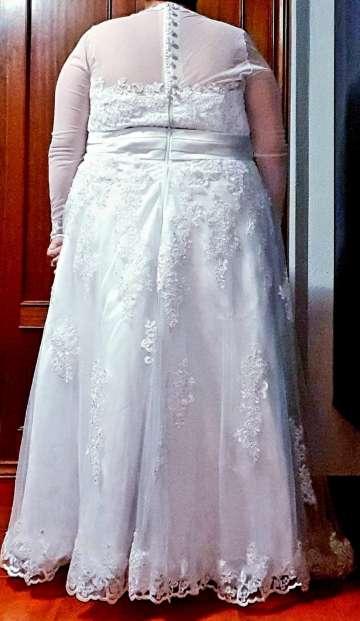 Imagen producto ¡BLACK WEEK! Vestido de novia, 2 piezas. 6