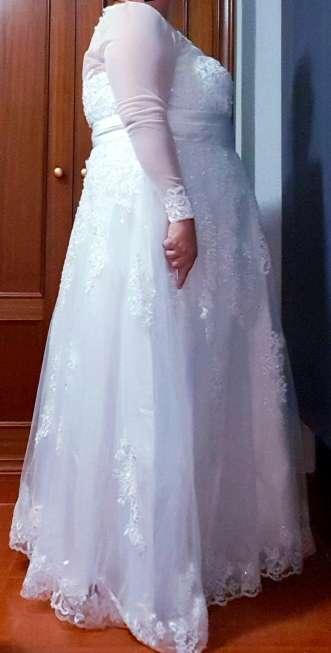 Imagen producto ¡BLACK WEEK! Vestido de novia, 2 piezas. 7