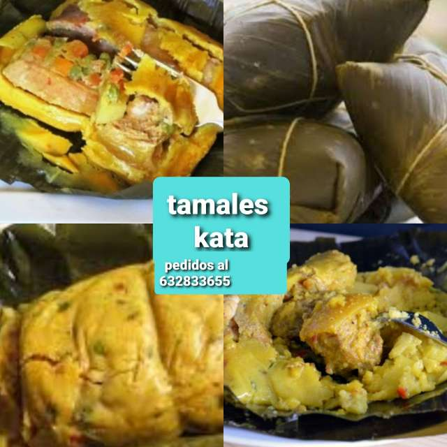 Imagen tamales santanderianos y vallunos