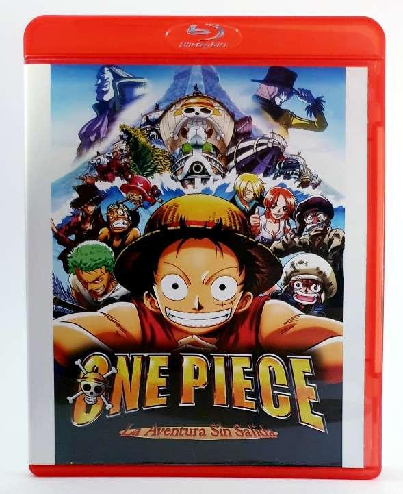 Imagen producto ¡BLACK WEEK! Pelis One Piece, 10€ cada una.  3