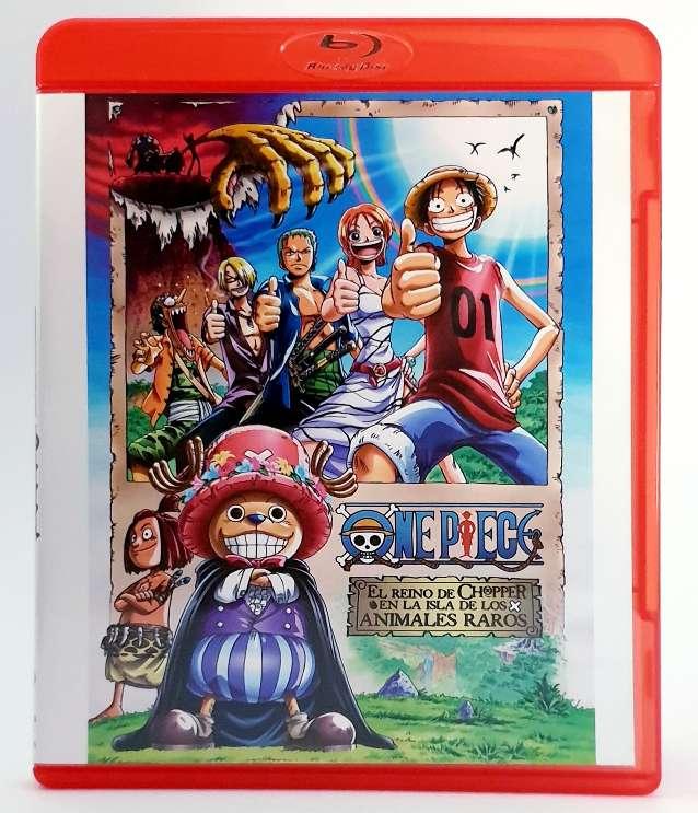 Imagen producto ¡BLACK WEEK! Pelis One Piece, 10€ cada una.  4