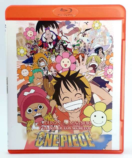 Imagen ¡BLACK WEEK! Pelis One Piece, 10€ cada una.