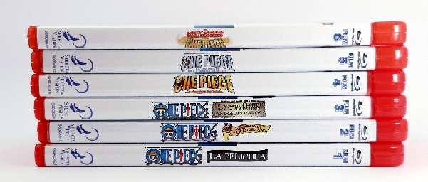 Imagen producto ¡BLACK WEEK! Pelis One Piece, 10€ cada una.  7