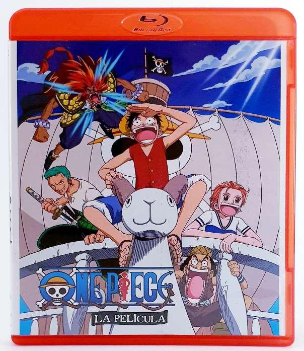 Imagen producto ¡BLACK WEEK! Pelis One Piece, 10€ cada una.  5