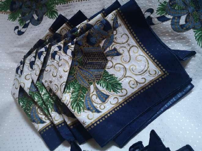 Imagen producto Mantelería Navidad Nueva 2