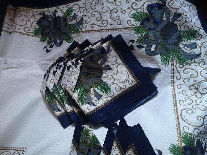 Imagen producto Mantelería Navidad Nueva 3