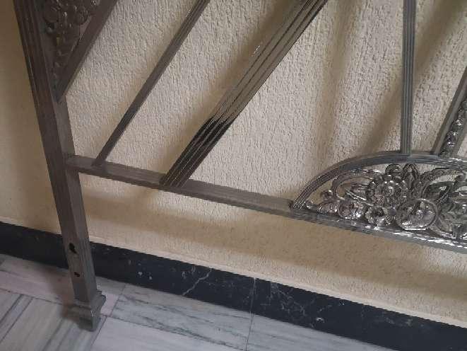 Imagen producto Cabecero cama hierro forjado 5