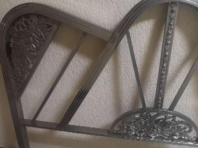 Imagen producto Cabecero cama hierro forjado 2