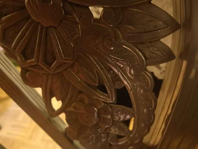 Imagen producto Cabecero cama hierro forjado 6