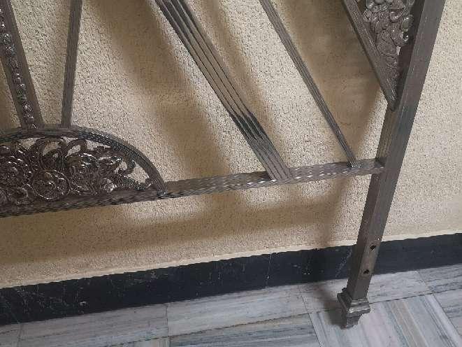 Imagen producto Cabecero cama hierro forjado 4