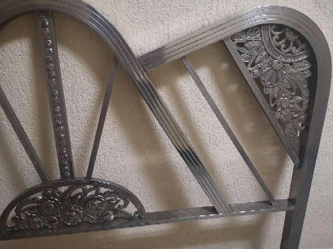 Imagen producto Cabecero cama hierro forjado 3