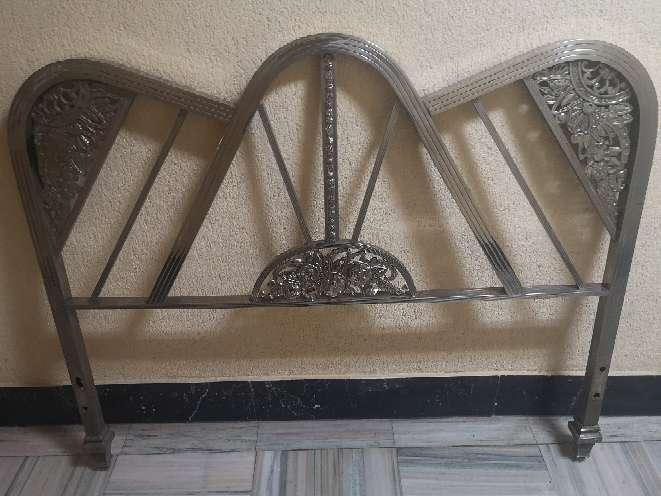 Imagen producto Cabecero cama hierro forjado 1