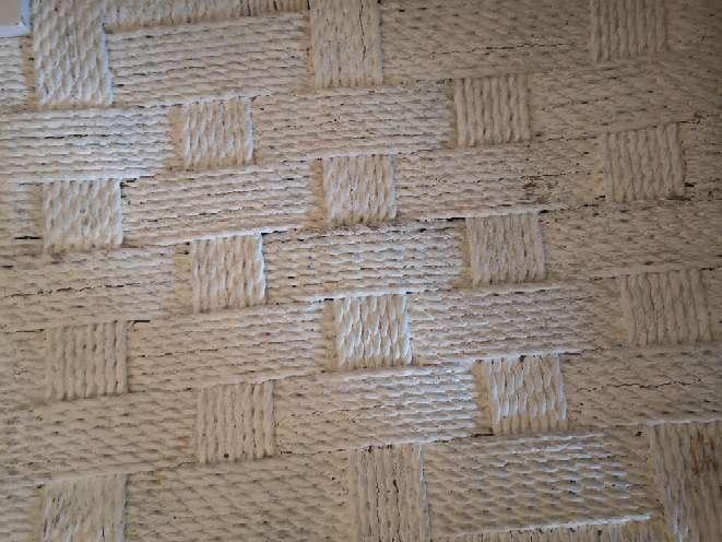 Imagen producto Taburetes mimbre y madera 3