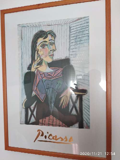 Imagen Cuadro Picasso