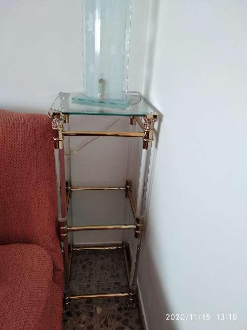 Imagen Rinconera de cristal