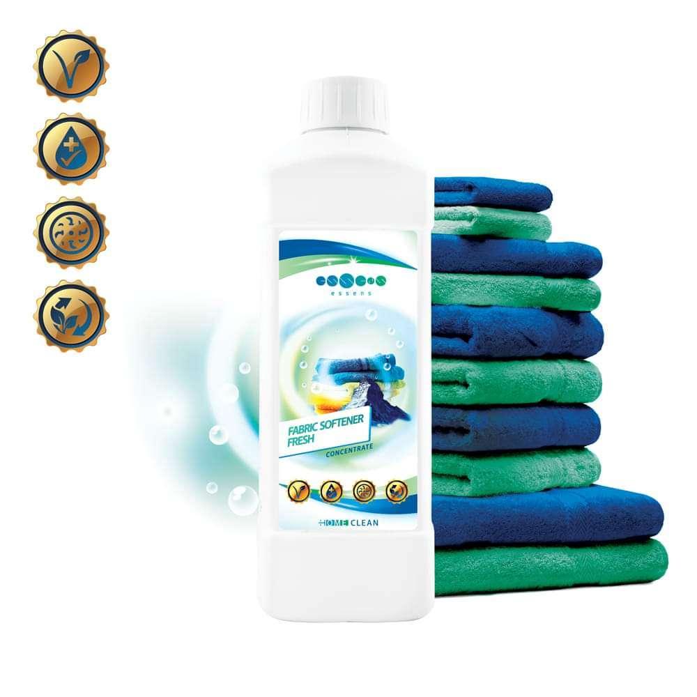 Imagen Detergentes y Suavizantes ecológicos