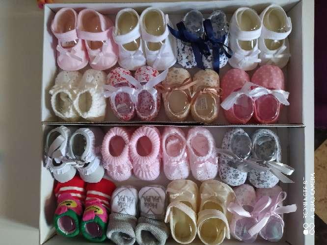 Imagen producto Patucos bebe 2