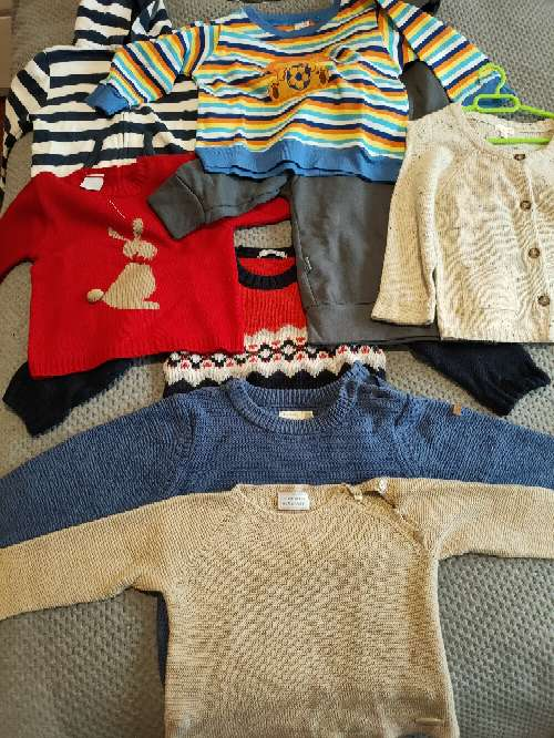 Imagen Lote ropa niño de 18 a 24 meses