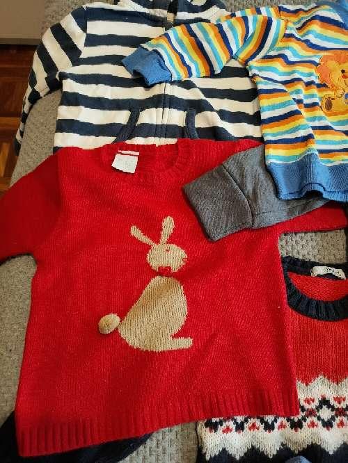 Imagen producto Lote ropa niño de 18 a 24 meses 7
