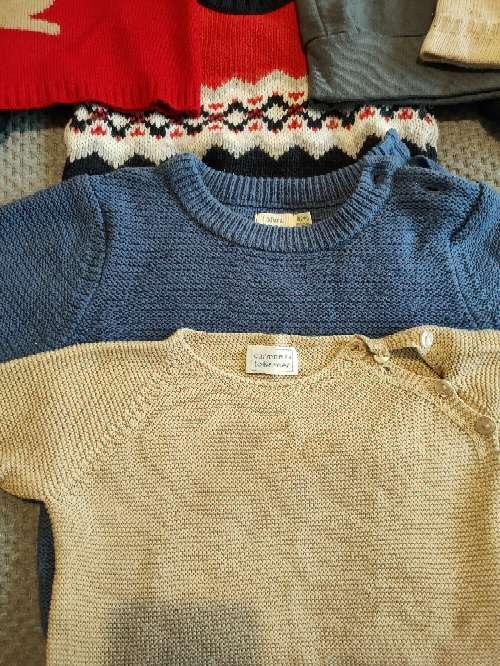 Imagen producto Lote ropa niño de 18 a 24 meses 10