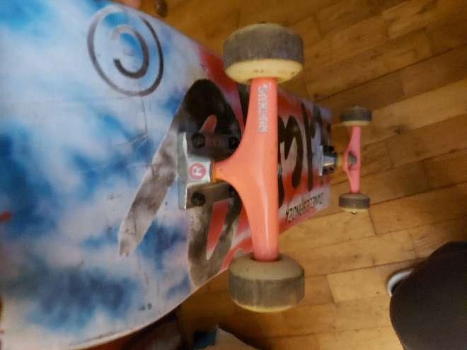 Imagen Skate Ruckus Semiprofesional de Daniel Espinoza