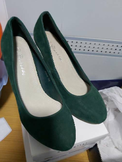 Imagen zapatos de ante