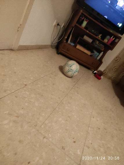 Imagen balon de fútbol del betis