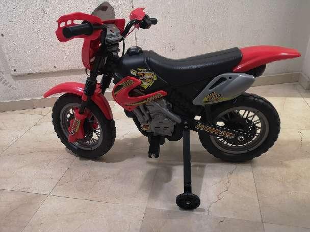 Imagen Moto eléctrica 60 euros