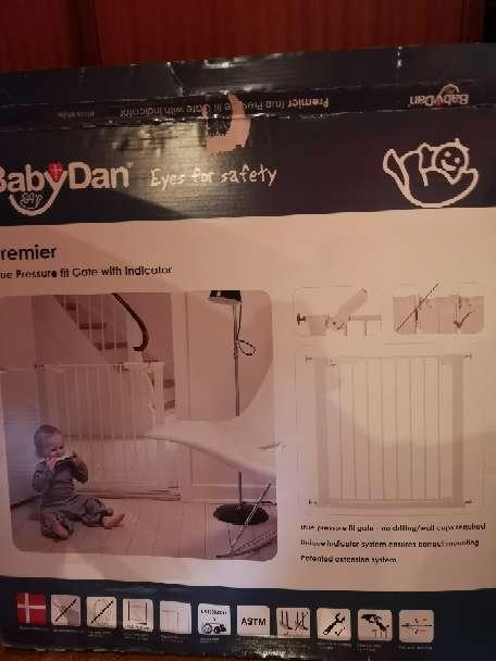 Imagen Barrera de seguridad para niños
