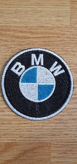 Imagen Parche bordado BMW