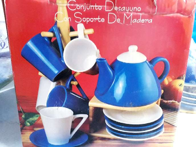 Imagen Juego café desayuno