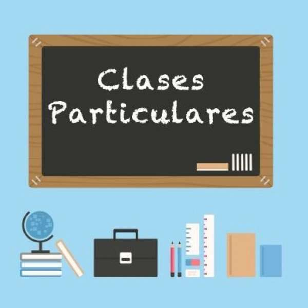 Imagen clases particulares