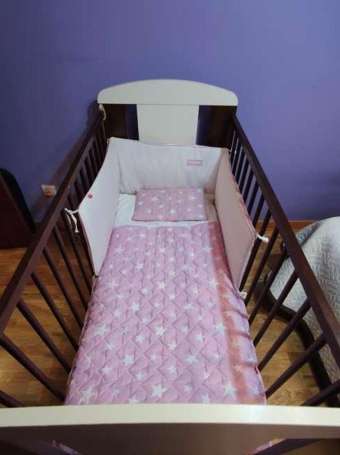 Imagen Cuna (regalo de colchón y ropa de cuna)