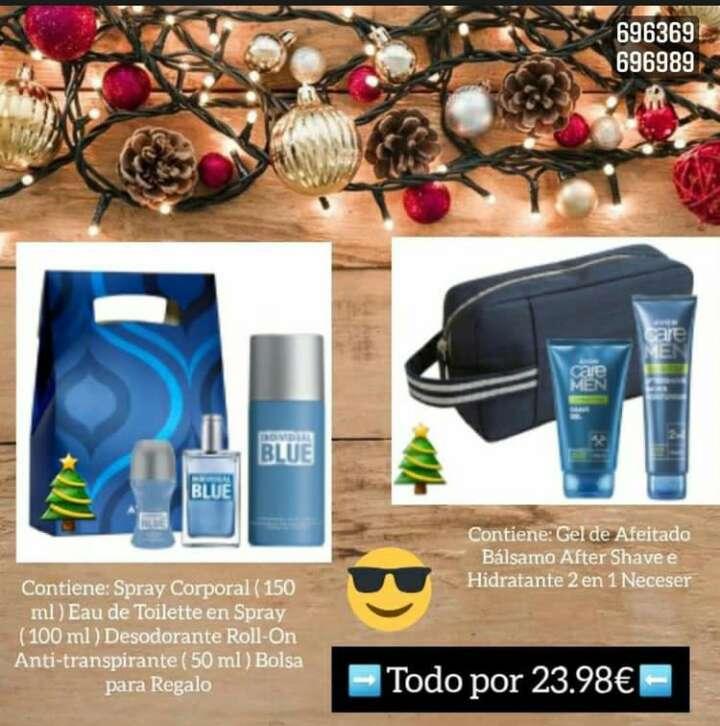 Imagen Pack perfume para el