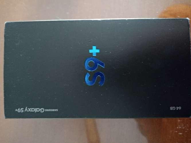 Imagen vendo Samsung Galaxy s9+