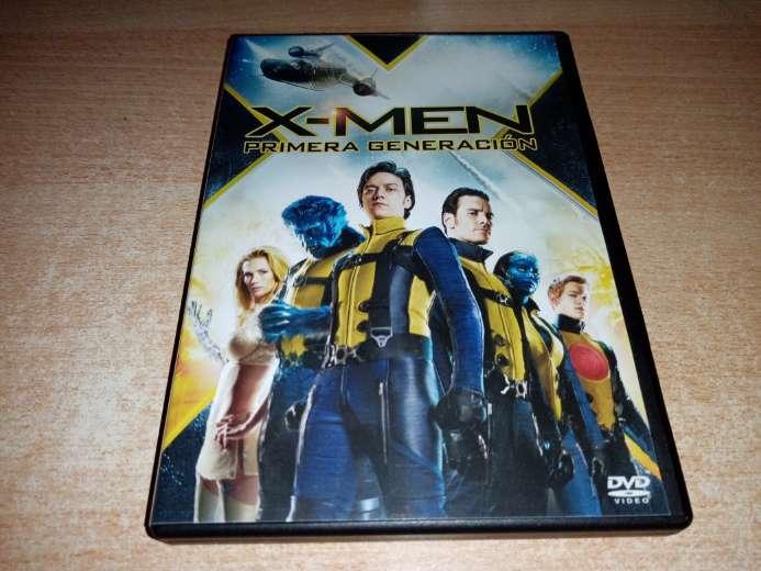 Imagen X - men primera generación