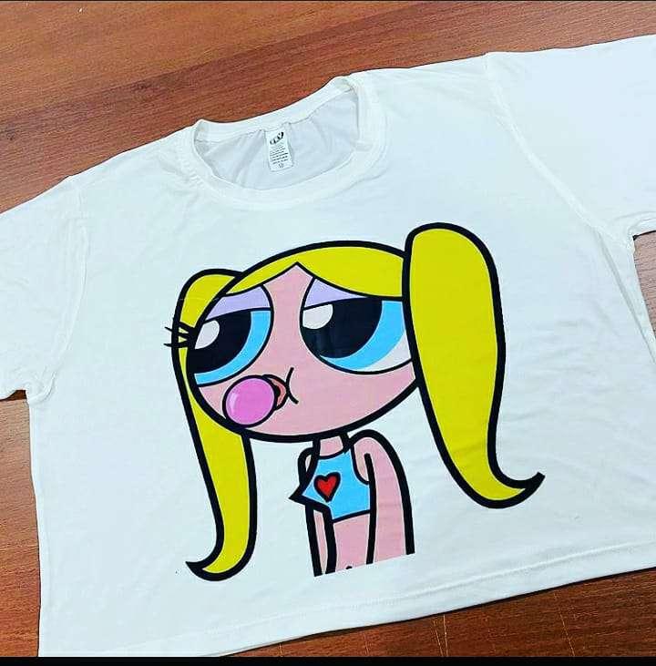 Imagen producto Camisas, blusones cortos y camibuzos, al mayor y detal! Excelencia en precios. 7