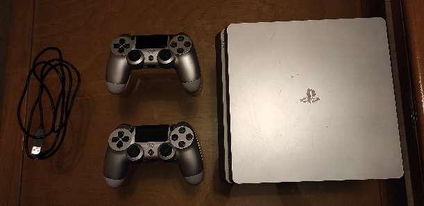 Imagen PS4 Slim 500GB
