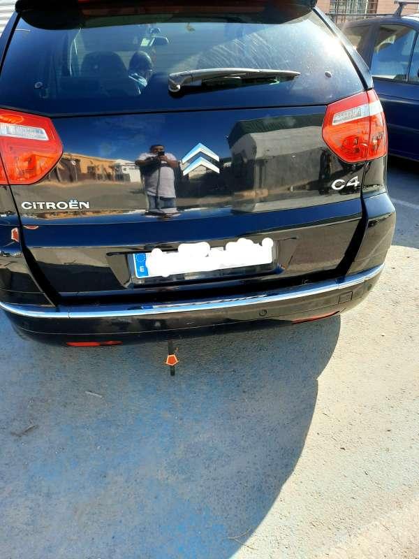 Imagen Citroen C4 Automatico muy buen de todo.