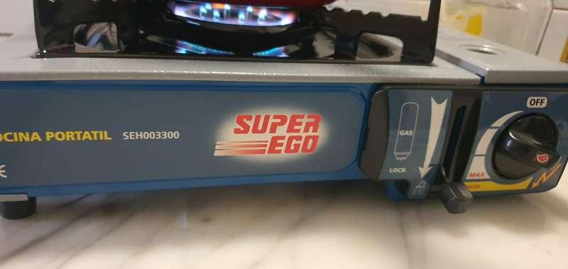 Imagen producto Cocina Camping Gas SuperEgo Nueva 2