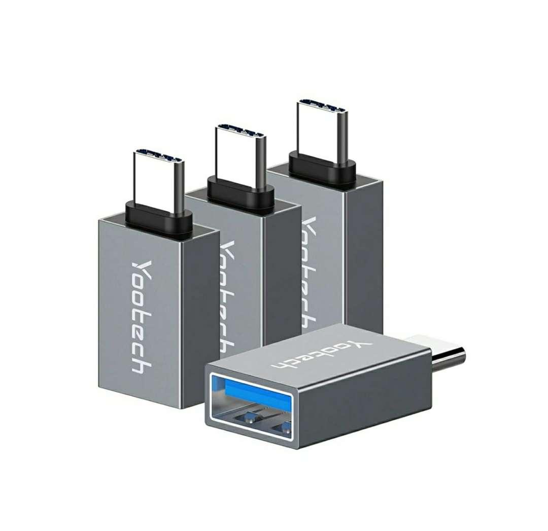 Imagen Lector De USB Para Teléfono O Tablet Tipo C
