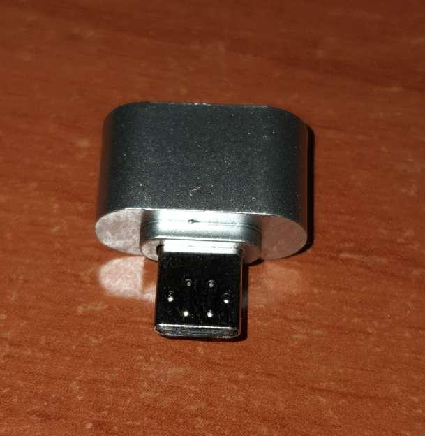 Imagen producto Lector De USB Para Teléfono O Tablet Micro USB. 2