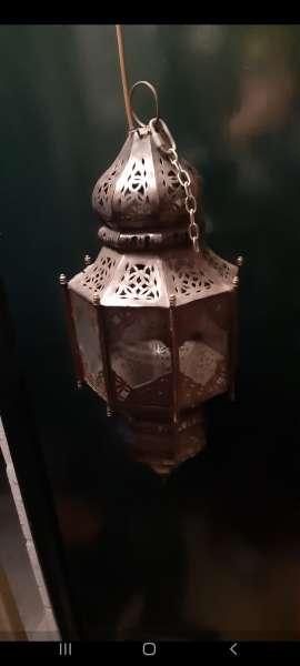 Imagen Lámpara marroquí