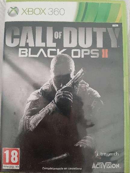 Imagen black ops 2 Xbox360
