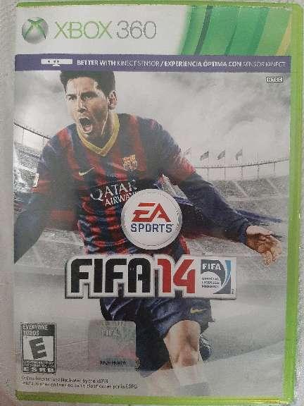 Imagen fifa 14 Xbox360